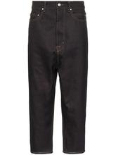 RICK OWENS | укороченные джинсы | Clouty