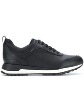 Geox | smooth lace-up sneakers | Clouty