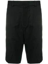 Helmut Lang | tailored fitted shorts | Clouty