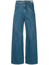 Ground Zero   широкие джинсы   Clouty