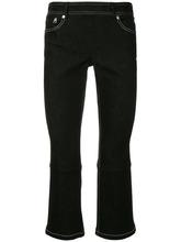 Neil Barrett | укороченные джинсы без застежки | Clouty