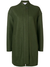 Harris Wharf London | пальто на молнии | Clouty