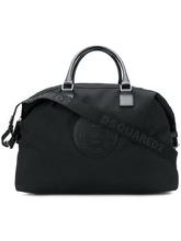 DSQUARED2   дорожная сумка с нашивкой логотипа   Clouty