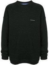 We11done | printed sweatshirt | Clouty