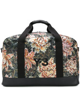 Y-3 | camouflage floral weekender bag | Clouty