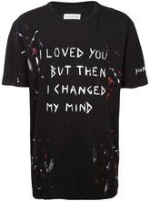 Faith Connexion | футболка со слоганом | Clouty
