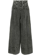 Sea New York   джинсы с широкими штанинами   Clouty