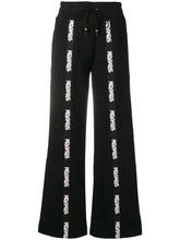 Mr & Mrs Italy   спортивные брюки классического кроя   Clouty