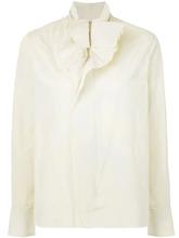 Dorothee Schumacher | рубашка с оборками | Clouty