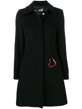 Love Moschino | приталенное пальто | Clouty