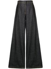 Marni   широкие джинсы   Clouty