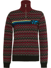 PRADA | кашемировый свитер с воротом на молнии | Clouty
