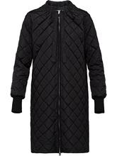 PRADA | стеганое пуховое пальто | Clouty