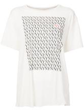 6397 | футболка с принтом 'NYNY' | Clouty