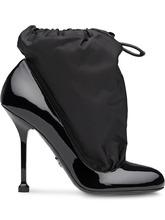 PRADA | лакированные туфли-лодочки | Clouty