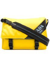PRADA | сумка через плечо с логотипом | Clouty