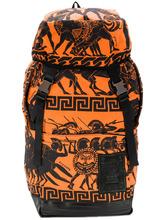 KTZ | big War Print backpack | Clouty