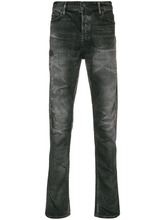 John Elliott | distressed stone washed jeans | Clouty