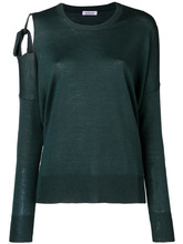P.A.R.O.S.H. | cut-out shoulder jumper | Clouty