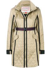 Hunter | стеганое пальто с капюшоном | Clouty
