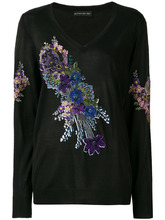 Etro | floral print jumper | Clouty