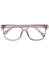 Chloé | square frame glasses | Clouty
