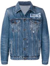Kent & Curwen   джинсовая куртка 'Lions'   Clouty