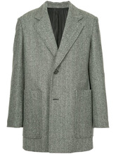 Wooyoungmi | classic long blazer | Clouty