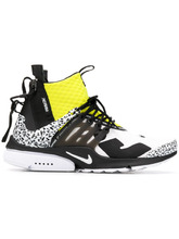 NIKE | кроссовки ACRONYM x Nike Presto Mid | Clouty
