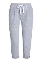 Manouk | Серые спортивные брюки | Clouty