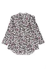 Acne Studios   Шелковая блузка с цветами Bodil   Clouty