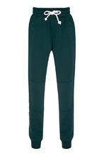 ARTEM KRIVDA   Зеленые спортивные брюки   Clouty