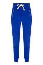 artem krivda | Синие спортивные брюки из хлопка | Clouty