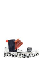 United Nude | Комбинированные сандалии Rico Sandal | Clouty