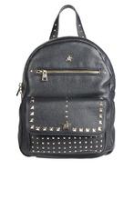 ASH | Черный рюкзак с заклепками Sarah Backpack | Clouty