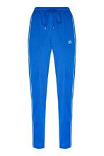 MO&CO | Синие брюки с лампасами | Clouty