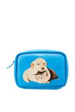Balenciaga | Голубая сумка с принтом Everyday XS AJ | Clouty