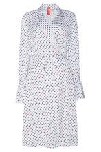 404 NOT FOUND | Белое платье в горошек | Clouty