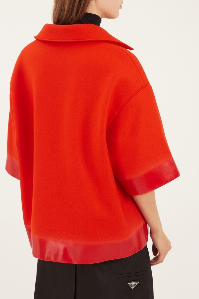 PRADA | Multicolor Красный жакет | Clouty