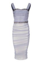 Dolce & Gabbana | Коктейльное платье с отделкой | Clouty