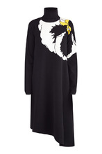 VALENTINO | Платье с высоким воротником | Clouty