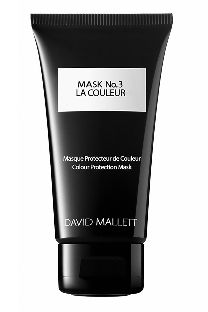 David Mallett | Без цвета Маска для окрашенных волос, 50 ml | Clouty
