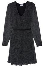 Claudie Pierlot | Мини-платье с поясом | Clouty