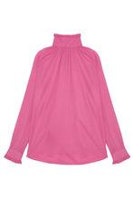 GUCCI   Хлопковая блузка   Clouty