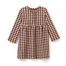 La Redoute Collections | Платье в клетку, 1 мес. - 3 года | Clouty