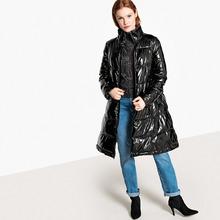 La Redoute Collections | Куртка средней длины с застежкой на молнию, зимняя модель | Clouty