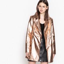 La Redoute Collections | Пальто из искусственной кожи | Clouty
