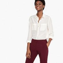 La Redoute Collections | Рубашка из шелка с длинными рукавами | Clouty