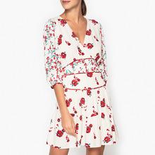 Ba&Sh | Платье с рисунком BELIZE | Clouty