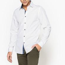 La Redoute Collections | Рубашка-слим с оригинальными деталями | Clouty